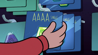 S1E8 Marco picks up AAAA charger