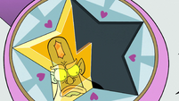 S2E1 Glossaryck's reflection in wand left side