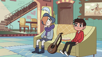 S2E40 Ruberiot and Marco on the couch