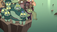 S4E36 Monsters at the very edge of the cliff