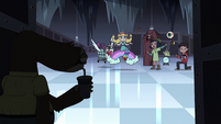 S4E11 Star and friends see sloth in the shadows