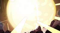 S3E38 Star's magic power engulfs Meteora