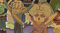 S2E40 Elderly Mewmans cheer for Ruberiot