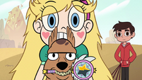S2E6 Star Butterfly in stunned surprise