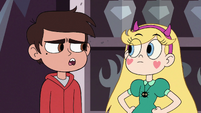 S3E32 Marco Diaz flatly answering 'no'