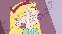 S3E11 Star Butterfly getting very frustrated