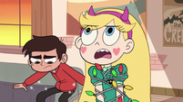 S2E19 Star Butterfly refusing to hang out with Tom