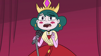 S4E24 Eclipsa Butterfly 'return to your homes'