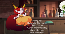 S4E37 Hekapoo drinking something