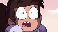 S3E38 Marco looking scared at Meteora