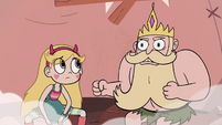 S3E27 Star watches her father try to sweat