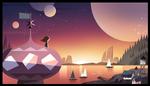 Season 3 ending theme concept art