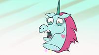 S2E33 Pony Head 'that's, like, real sad'