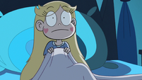 S3E22 Star Butterfly shocked by scary shadow