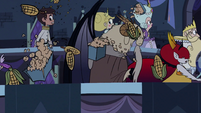 S2E40 Star, Marco, and the High Commission run away