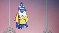 S4E36 Glossaryck listening to Star Butterfly