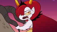 S3E22 Hekapoo 'lucky to have a squire like you'