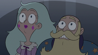 S3E25 King and Queen Butterfly in shock of the Stump