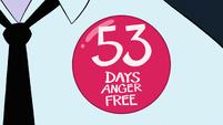 S1E15 Anger-free for 53 days