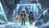 S4E5 Star, Marco, and Brunzetta enter the Neverzone