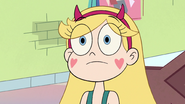 S3E14 Star Butterfly shocked by Marco's return
