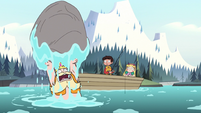 S2E10 King Butterfly lifting a giant rock