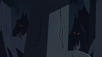 S3E27 Forest of Certain Death interior