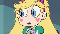 S2E6 Star Butterfly 'what just happened?'