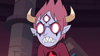 S3E25 Tom Lucitor getting enraged at Marco Diaz