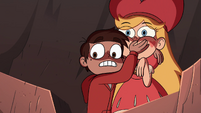 S4E2 Marco Diaz covers Star's mouth
