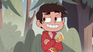 S2E10 Marco Diaz 'guess when it's erupting'