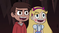 S4E13 Star and Marco 'let's do this'