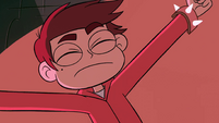 S2E3 Marco on a spinning torture wheel