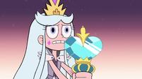 S3E2 Queen Moon looking nervous