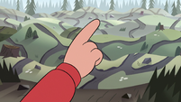 S2E10 Marco Diaz trying to choose a path