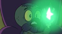 S2E14 Ludo surprised that Star has a wand