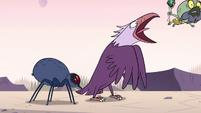 S2E8 Giant eagle tosses Ludo again