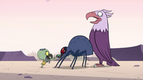 S2E8 Ludo tells spider 'do it again'