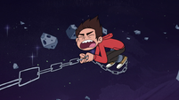 S3E18 Marco Diaz calling out to Star Butterfly