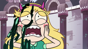 S3E5 Star Butterfly freaks out after waking up.png