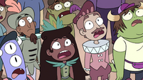 S4E19 Mewmans and monsters gasp in shock