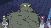 S4E17 Young Rasticore looking nervous
