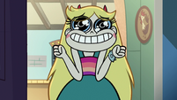 S1e2 unable to contain her joy