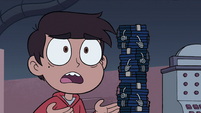 S4E11 Marco 'I need to go get something!'