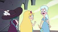 S4E35 Moon Butterfly 'we have to go!'