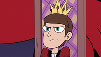 S3E10 King Dave Lucitor looking angry