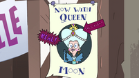 S4E1 Poster promoting Queen Butterfly