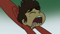 S2E8 Marco Diaz crying out for help