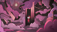 S3E14 Marco Diaz standing motionless and silent