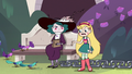 S3E14 Star Butterfly walks over to Eclipsa